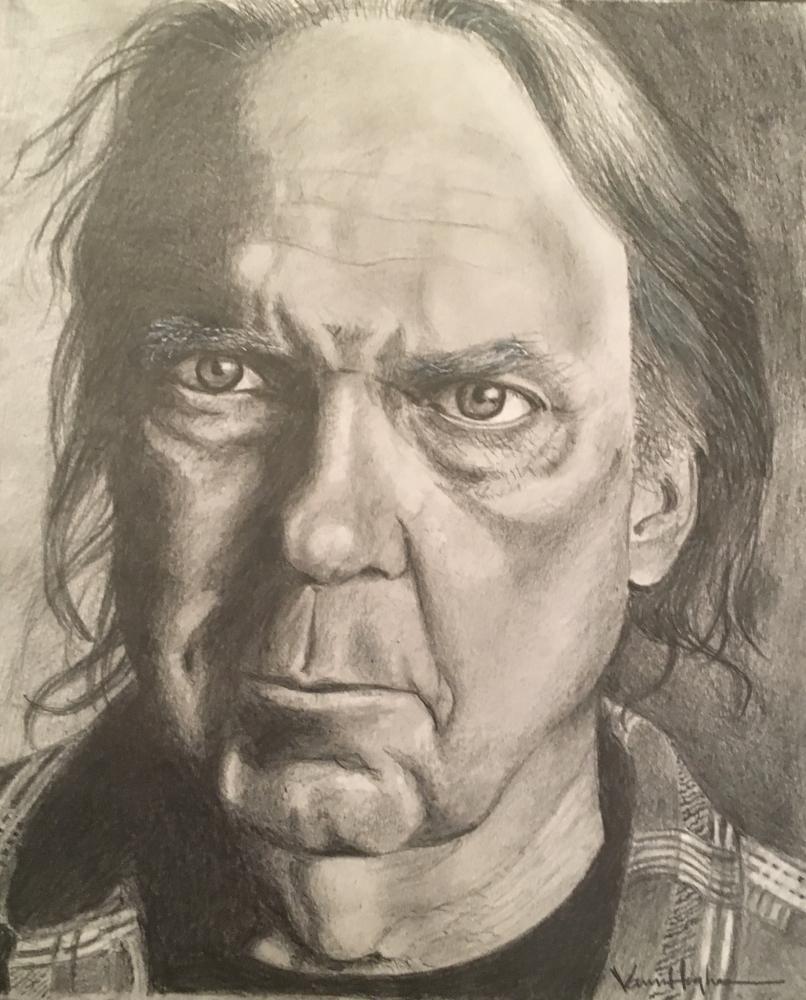 Neil Young par Vannagain